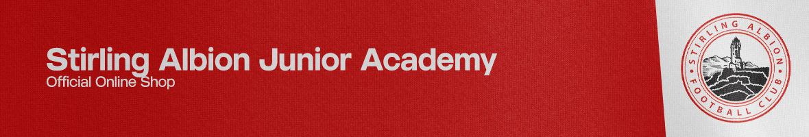 Stirling Albion Junior Academy | Official Online Shop