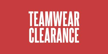 Shop our teamwear sale