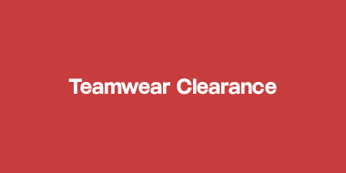 Teamwear Clearance