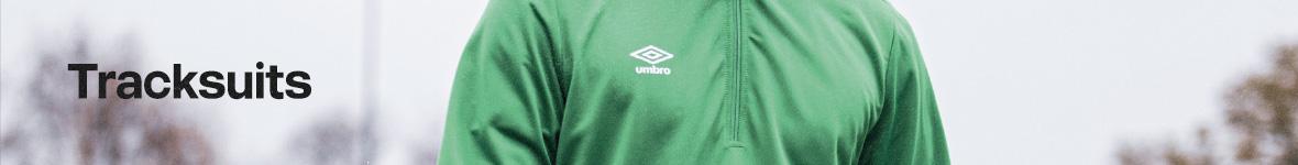 Umbro Tracksuits | FN Teamwear