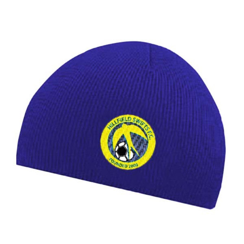 Hillfield Swifts Beanie Hat