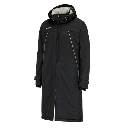 Errea Iceland Coach Jacket (Black)