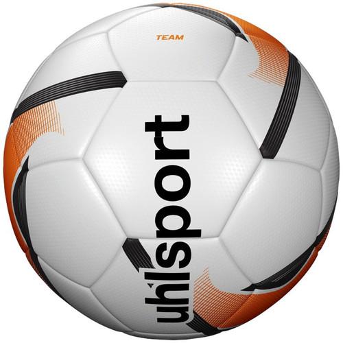 Footballs - Team Training Ball - White/Fluo Orange/Black - Uhlsport
