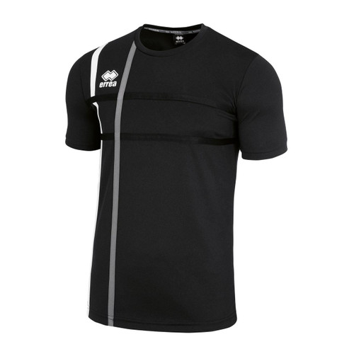 Errea Mateus Football Shirt (Black)