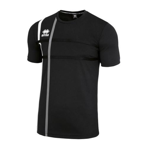 Errea Mateus Football Shirt (Black)