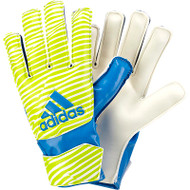 adidas X Training Goalkeeper Gloves (Blue/White/Slime)