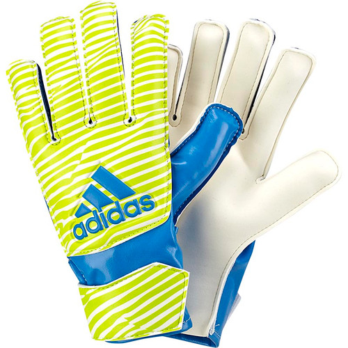 adidas X Training Goalkeeper Gloves (Blue/White/Slime)
