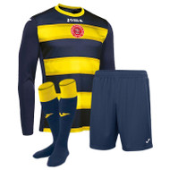 Peebles Junior Away Kit Package