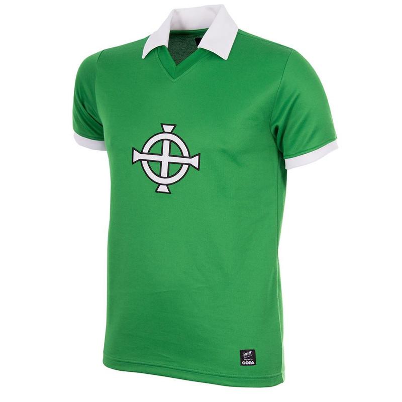 4548d7caebe6 George Best N. Ireland Retro Home Shirt