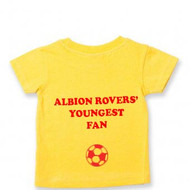 Albion Rovers Baby T-Shirt