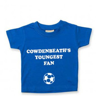 Cowdenbeath Baby T-Shirt