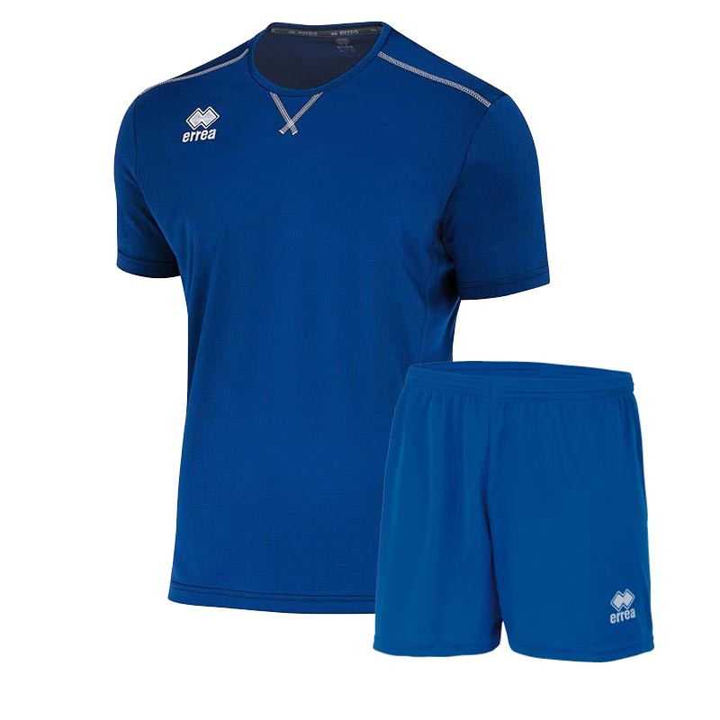 Errea Everton Kids Shirt   New Skin Shorts Kit Set c836cb283