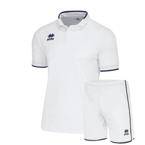 Errea Praga Shirt & Bonn Shorts Kit Set