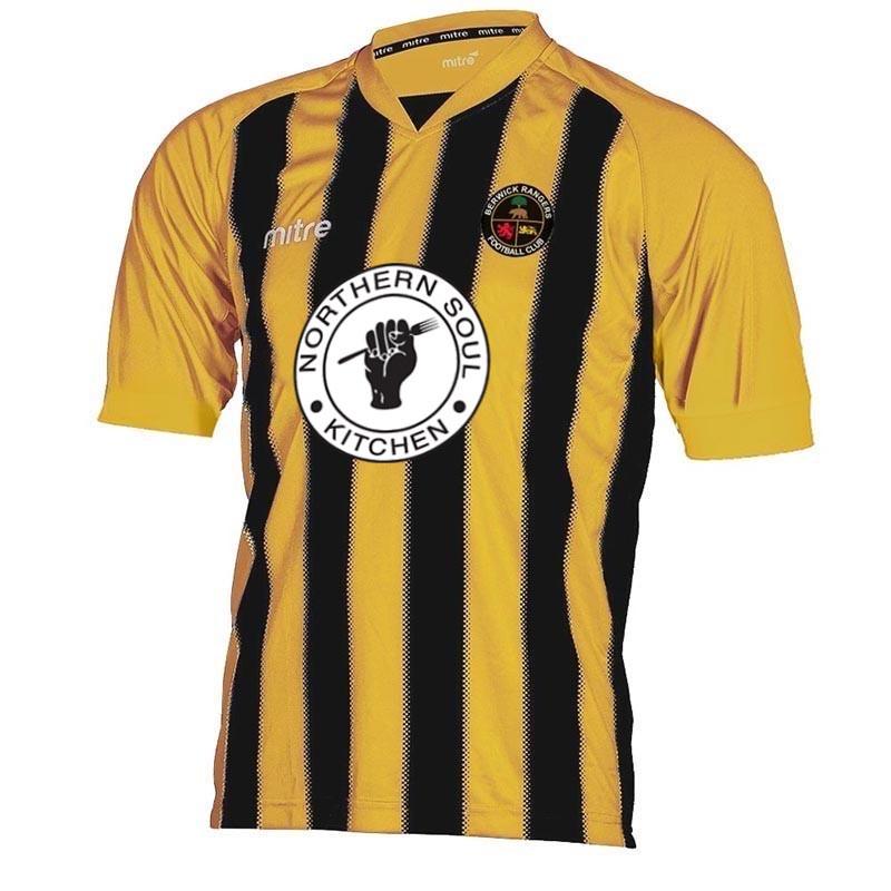 5803b23b77e Berwick Rangers Kids Home Shirt 2018 19