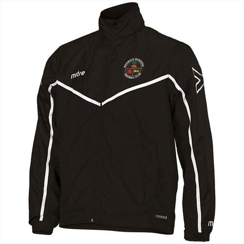Berwick Rangers Rain Jacket