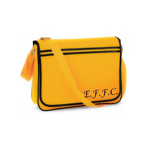 East Fife Retro Messenger Bag