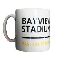 East Fife Bayview Mug