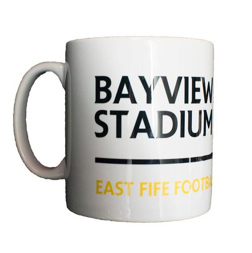 East Fife Bayview Mug