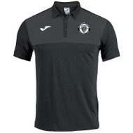 Blackburn United Kids Traditional Polo Shirt