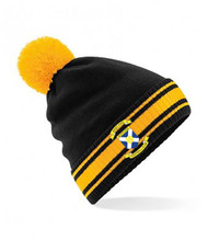 East Fife Bobble Beanie Hat