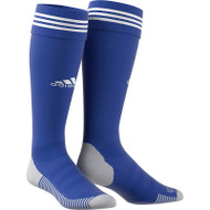 adidas adi Sock 18 Football Socks - Bold Blue/White