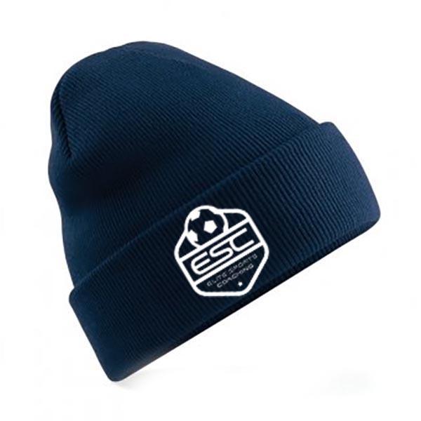 edeab3eb6405b Elite Sports Coaching Beanie Hat