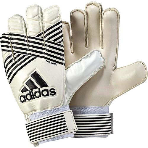 adidas Ace Training Goalkeeper Gloves (White/Black)