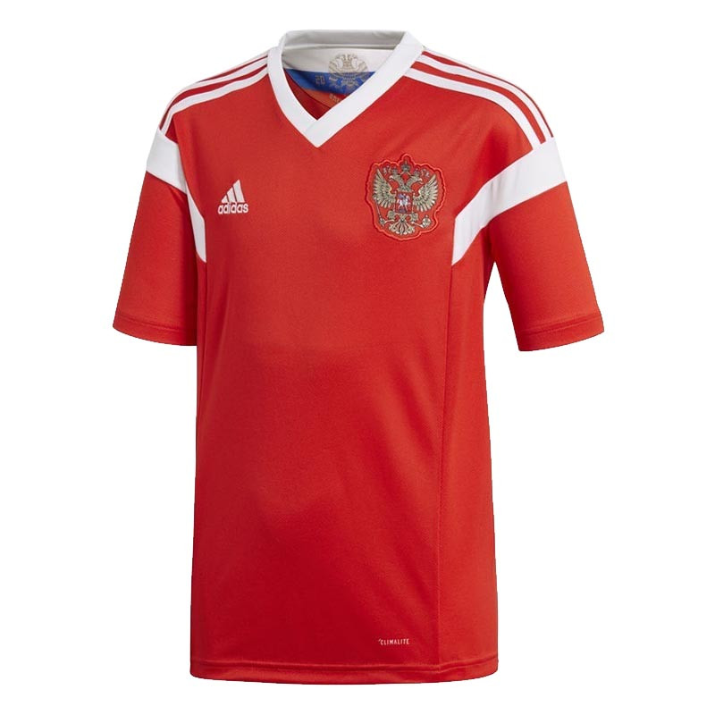 12ddec10424 SALE Football Shirts - Kids Russia Home Jersey 2018 - £21.50