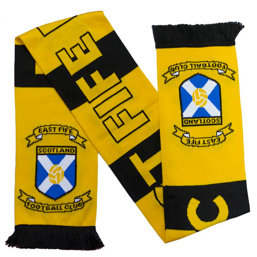 East Fife Supporter's Scarf