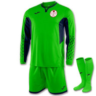 Kelty Hearts Community Club Goalkeeper Kit