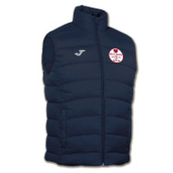 Kelty Hearts Community Club Coach Sleeveless Jacket