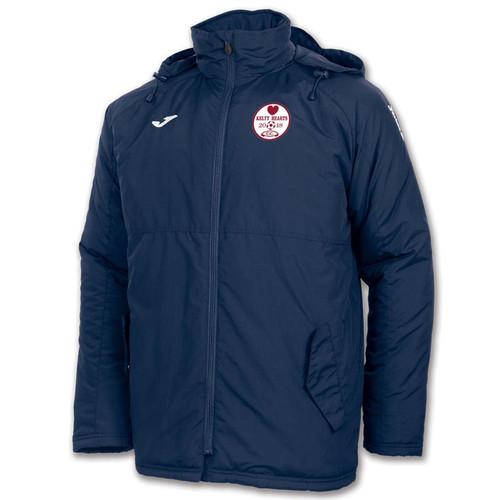 Kelty Hearts Community Club Match Day Jacket