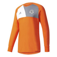 Longniddry Villa Kids Goalkeeper Shirt (Orange)