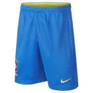 Brazil Kids Home Shorts World Cup 2018