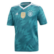 Germany Kids Away Shirt World Cup 2018