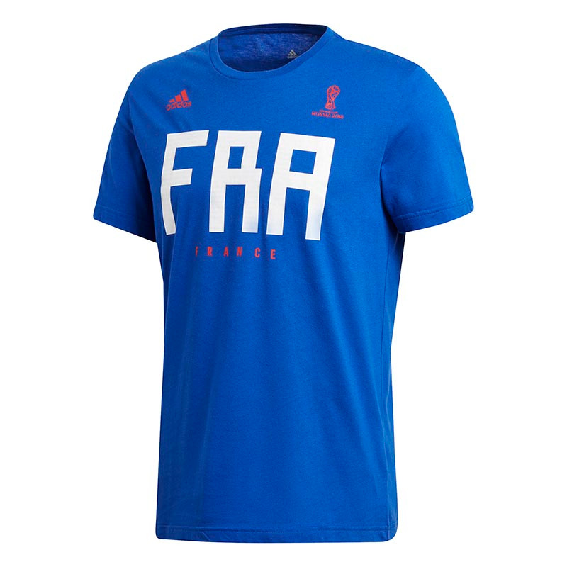 timeless design 558f7 b4170 adidas France T-Shirt