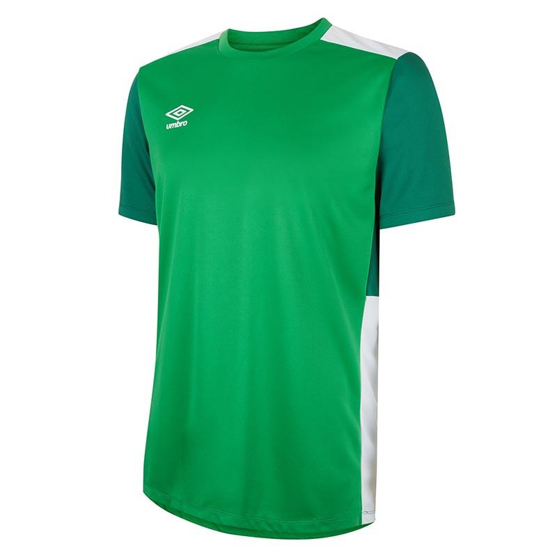 Football T-Shirts - Kids Umbro Poly Training Jersey - Teamwear 26ea76b4b