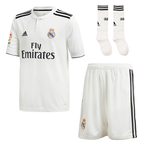 Real Madrid Youth Home Kit 2018/19