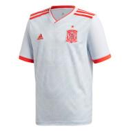 Spain Away Shirt World Cup 2018
