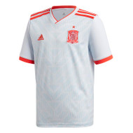Spain Away Shirt World Cup 2018