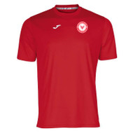 Edinburgh South Training T-Shirt (Red)
