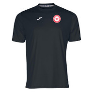 Edinburgh South Training T-Shirt (Black)