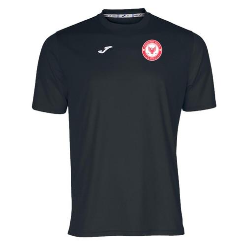 Edinburgh South Kids Training T-Shirt (Black)