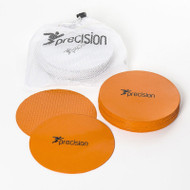 Precision Large Round Rubber Marker Discs