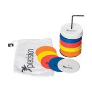 Precision Small Round Rubber Marker Discs