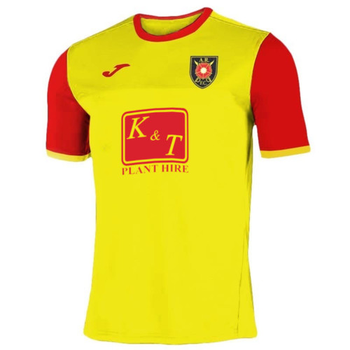 Football Shirts - Albion Rovers Home Jersey 19/20 - Joma