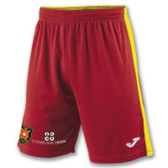 Football Shorts - Albion Rovers Home/Away Shorts 2019/20 - Joma