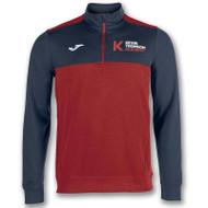 Kevin Thomson Academy 1/4-Zip Sweatshirt