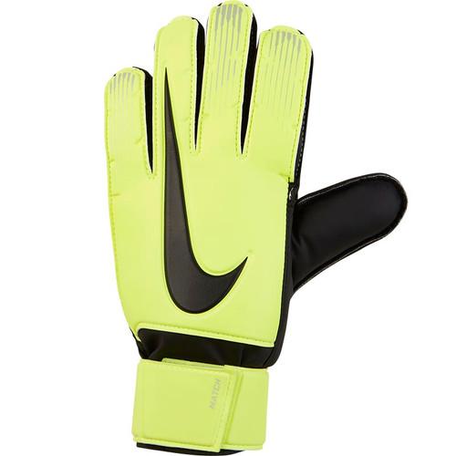 Nike GK Match Goalkeeper Gloves (Volt/Black)