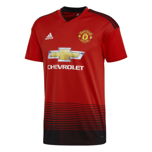 best sneakers 20479 be1a5 Manchester United Away Shirt 2018/19